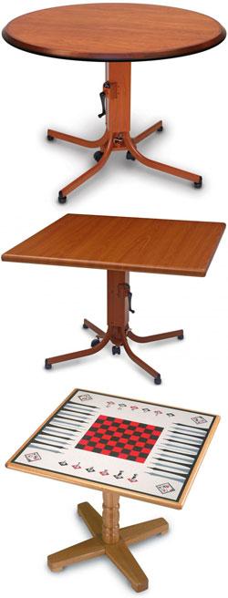 laminate tables