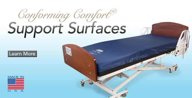 support surfaces